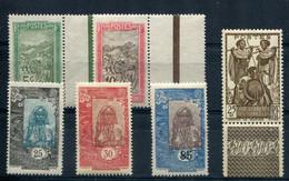 Côte Française Des Somalis 105-106-114-155 Tous ** + Madagascar 97-98 ** - Unused Stamps