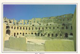 3 CPM TUNISIE. Monastir. Jendouba.El Jem - Tunisia