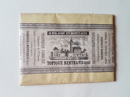 TOPIQUE  BERTRAND  AINE   FABRIQUE  A  MONPLAISIR   RHONE - Medical & Dental Equipment