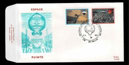 FDC :  Nr 2094/95 Stempel:  2700 Sint Niklaas - 1981-90
