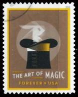 Etats-Unis / United States (Scott No.5306 - The Art Of Magic) (o) - Oblitérés