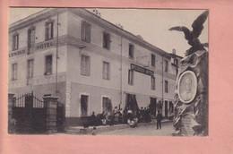 OLD POSTCARD  ITALY - ITALIA -   BARDONECCHIA - SPLENDID HOTEL - Andere Steden
