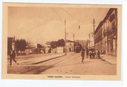 REGGIO CALABRIA - CORSO GARIBALDI / TRAM - EDIZIONE COPPOLA - 1920s ( 7519) - Reggio Calabria