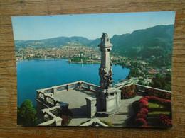 Italie , Como , Panorama - Como