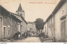 55) NANCOIS-LE-GRAND : Rue De La Fontaine - Zonder Classificatie