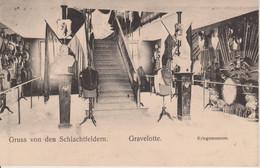 57 - GRAVELOTTE - MUSEE DE LA GUERRE - NELS SERIE 107 N° 25 - Other Municipalities