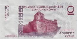 HAITI P. 272a 10 G 2004 UNC - Haiti