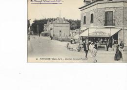 44 - PORNICHET (Loire-Inf.) - Quartier Du Vieux Pornichet. Animée, BE. - Pornichet