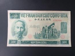 VIETNAM 500 DONG 1951 - Vietnam