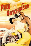 """PNEU """"HUTCHINSON"""" (Exécutée Par L'artiste Ernest Montaud). . CPM Repro - Werbepostkarten"""