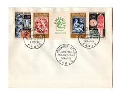 "13606"" PREMIER JOUR-JUIN 1964-PHILATELIC PARIS-9 MAI 64 "" - 1960-1969"