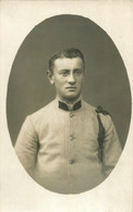CARTE PHOTO SOLDAT REGIMENT N°3 - Regimente