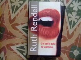 UN BESO PARA MI ASESINO // RUTH RENDELL // PLANETA D'AGOSTINI - Cultural