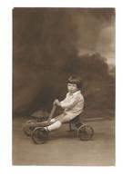 """Carte Photo - Enfant En Caisse à """"savon""""- Pha 037 - Fotografie"""