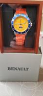 F1 Horloge Renault - ING Vanaf 2007 - Orologi Pubblicitari