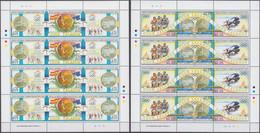Cook Islands 24.07.1992 SHEETS Mi # 1354-59, Barcelona Summer Olympics MNH OG - Verano 1992: Barcelona