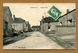 "MARAULT  (52) : "" GRANDE RUE "" - Other Municipalities"