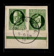 BAYERN 1915 ZD Nr K3 Gestempelt (406000) - Beieren