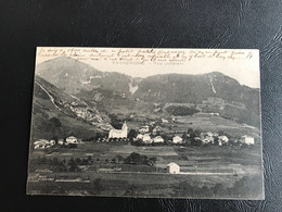 VACHERESSE Vue Generale - 1917 - Vacheresse