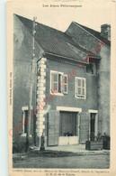 38. CORPS .  Maison De Maximin Giraud Témoin De L'apparition De ND De La Salette . - Corps
