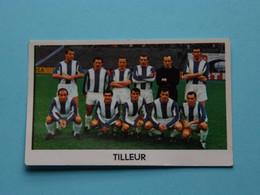 TILLEUR ( Blanco Achterkant ) >>> Zie Foto ( Voir SCAN ) Formaat +/- 7 X 4,5 Cm. ( Jaartal 19?? ) ! - Trading Cards
