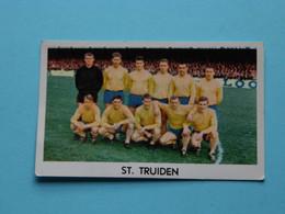 ST. TRUIDEN ( Blanco Achterkant ) >>> Zie Foto ( Voir SCAN ) Formaat +/- 7 X 4,5 Cm. ( Jaartal 19?? ) ! - Trading Cards