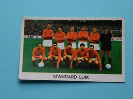 STANDARD LUIK ( Blanco Achterkant ) >>> Zie Foto ( Voir SCAN ) Formaat +/- 7 X 4,5 Cm. ( Jaartal 19?? ) ! - Trading Cards