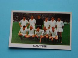 GANTOISE ( Blanco Achterkant ) >>> Zie Foto ( Voir SCAN ) Formaat +/- 7 X 4,5 Cm. ( Jaartal 19?? ) ! - Trading Cards