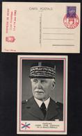 MARECHAL PETAIN - VICHY / 1943 CARTE POSTALE ILLUSTREE (ref 7706) - Cartas