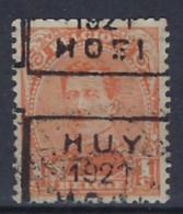 ALBERT I Nr. 135 Type I Voorafgestempeld Nr. 2639 C  HUY 1921 HOEI ; Staat Zie Scan ! - Roller Precancels 1920-29