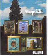 FEUILLET MAGRITTE  ** / MNH  Départ 0,89 - Nuovi