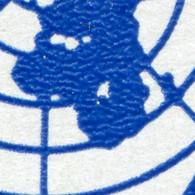 2982I Vereinte Nationen: Weißer Fleck In Der Mitte Von Afrika, Feld 14 ** - Errores De Grabado