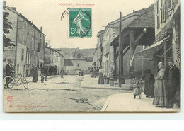 POISSONS - Rue Principale - Poissons
