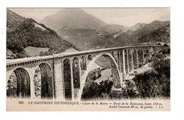 38 Ligne De La Mure. Pont De La Roizonne, Arche Centrale. - Non Classés