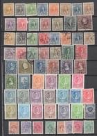Montenegro , Steckkarte Mit Alten Briefmarken , Ungebraucht/ Gestempelt - Montenegro