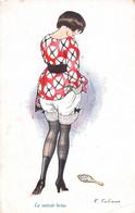 "FABIANO  - LOT De 3 Cartes "" Les Petites Superstitions ""  NU -  N°  - 126 -128-129 - Fabiano"