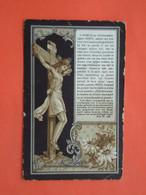Eduard Goudsmid - Vandeputte Geboren Te Winkel-St.Eloi 1850 Overleden Te Rousselare  1909  (2scans) - Religione & Esoterismo