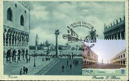 66022 Italia, Maximum 2021, Venezia, Italy Starts Again ! Architecture,  Vintage Card - Maximumkaarten