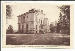 VEIGNE ( Indre Et Loire ) , Château De Thorigny , Façade Nord-Ouest , 1930 - Other Municipalities