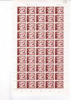 ROI BAUDOUIN  4,50 Fr  Pl  3 OU 4  ** / MNH  à   9,70 - Fogli Completi