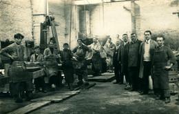 Oostende -fotokaart- Spiegelfabriek Devillers&Fils - 2 Scans - Harelbeke
