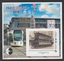 CNEP-2018-N°78** PARIS-PHILEX 2018 - CNEP