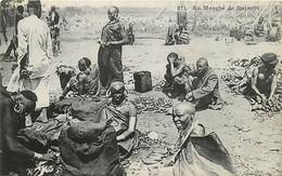 KENYA , NAIROBI , Au Marché , Messageries Maritimes , *  452 98 - Kenya