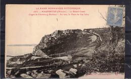 CPA 50 MAUPERTUS   ( Ref 50 - 966 A )  Ligne Cherbourg- Barfleur - Altri Comuni