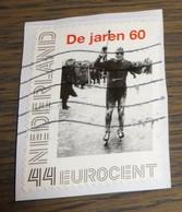 Nederland - NVPH - 2563-Ab-19 - 2008 - Persoonlijk Gebruikt Onafgeweekt - Cancelled On Paper - Jaren 60 - Reinier Paping - Sellos Privados