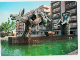 Italie Marsala  Piazza F.Pizzo  La Fontana Del Vino  BE - Marsala