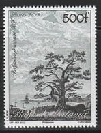 POLYNESIE - N°1012 ** (2012) Vue De La Baye De Matavaï - Ongebruikt