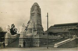 25 , BESANCON , Carte Photo Monument Aux Morts , *  457 51 - Besancon