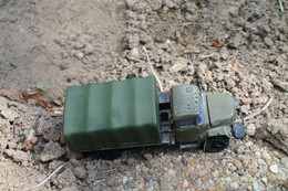 Camion Militaire Russe Zil Incomplet - Non Classificati