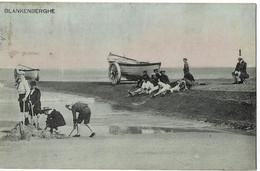 Blankenberghe  Circulée En 1913 - Blankenberge
